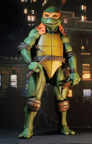 Movie Quality Ninja Turtle Costume & Image Is Loading Child