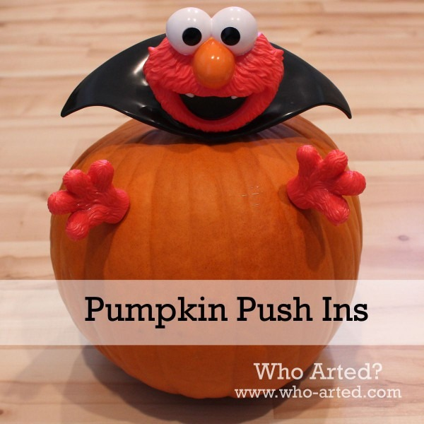 Pumpkin Push Ins Tutorial