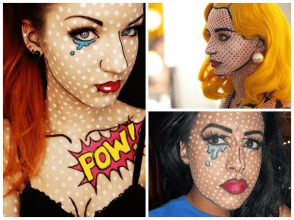 Hollywood Glamour Makeup Halloween
