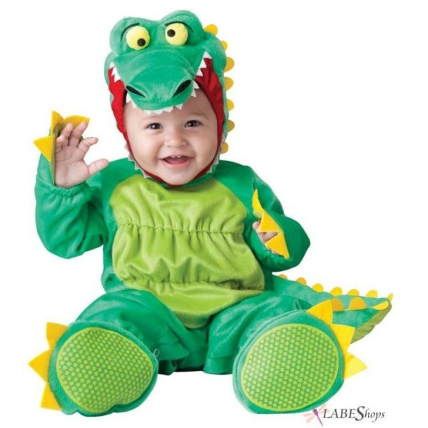Goofy Gator Infant Alligator Halloween Costume
