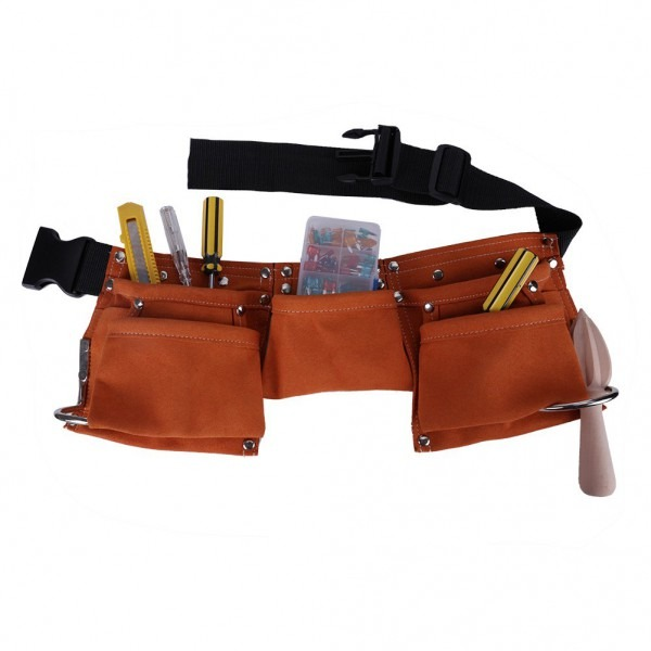 Amazon Com  Kids Tool Belt, Child's Tool Apron, Candy Pouch For