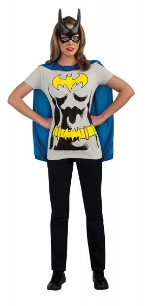 Amazon Com  Uhc Women's Dc Comics Batgirl Dark Knight Cowl Mask