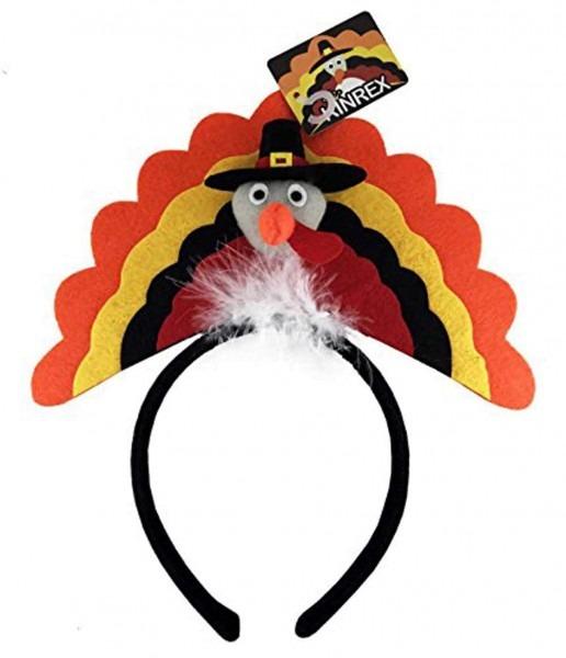 Amazon Com  Novelty Thanksgiving Funny Turkey Headbands – Turkey