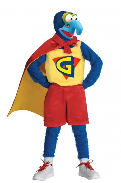 Amazon Com  Rubies Costumes The Muppets Gonzo Child Costume Blue