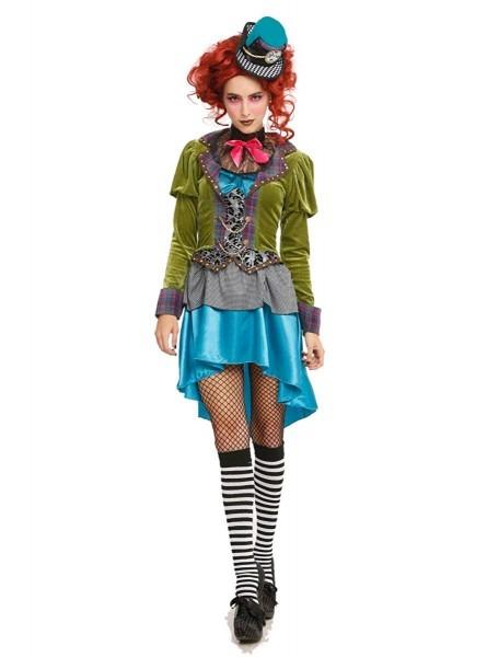 Amazon Com  Alice Mad Hatter Costume  Clothing