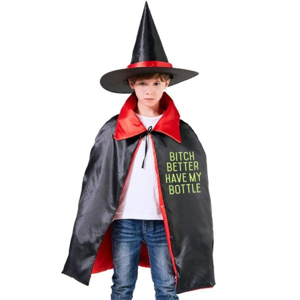 Amazon Com  Bitch Better Have My Bottle Kids Halloween Costumes