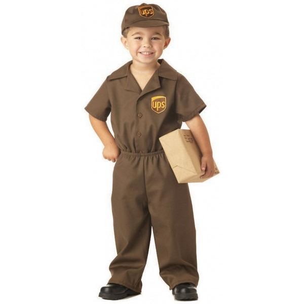 Amazon Com  Ups Guy Costume
