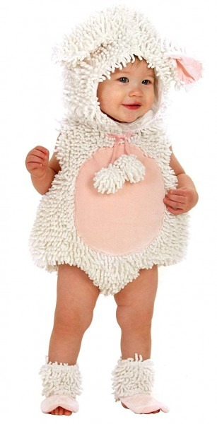 Amazon Com  Princess Paradise Baby Girls' Premium Laura The Lamb