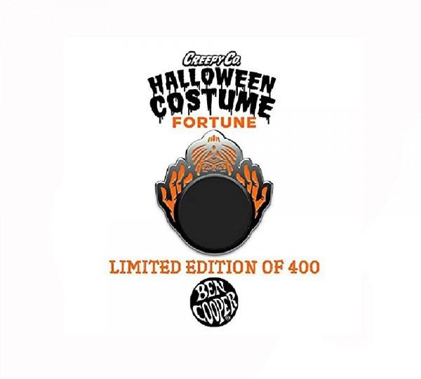 Amazon Com  Ben Cooper Halloween Costume Fortune Teller Enamel Pin