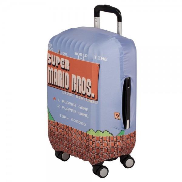 Amazon Com  Super Mario Brothers Luggage Cover Mario Brothers