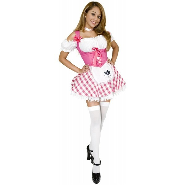 Amazon Com  Little Miss Muffett Costume