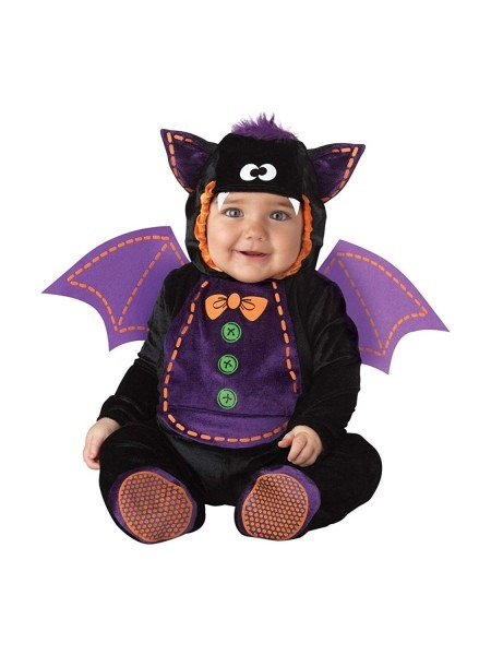 Bat Costume Child & Lillian Vernon Bat Costume Rare Halloween