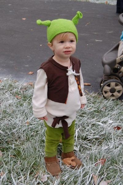 Shrek Child Costume & Sc 1 St Coolest Homemade Costumes