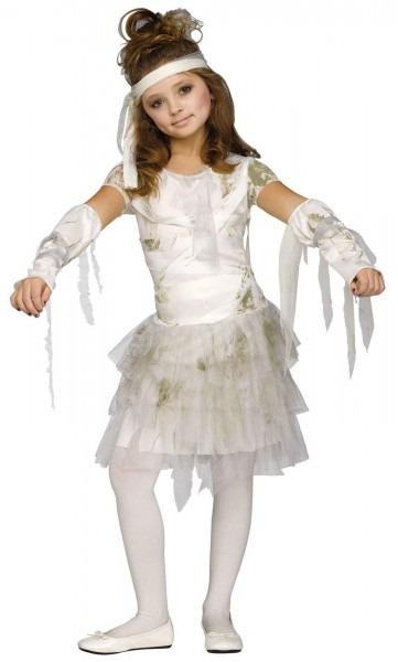 Mummy Girl Costume For Kids