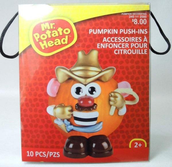 Mr Potato Head Cowboy Pumpkin Push