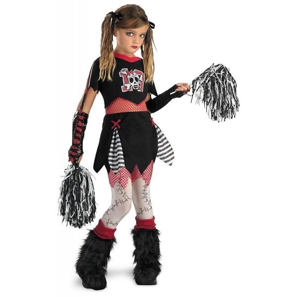 Amazon Com  Cheerless Leader Child Costume