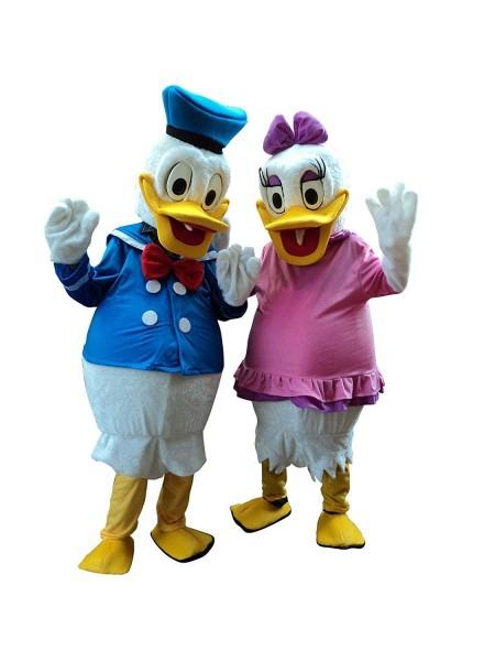 Amazon Com  Sinoocean Donald Duck And Daisy Duck Adult Mascot