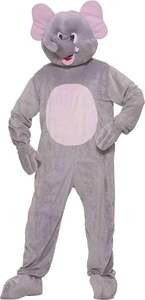 Amazon Com  Uhc Unisex Ernie The Elephant Mascot Funny Theme Party