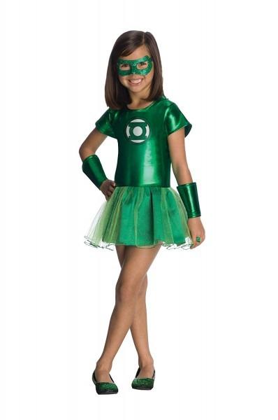 Amazon Com  Justice League Child's Green Lantern Tutu Dress