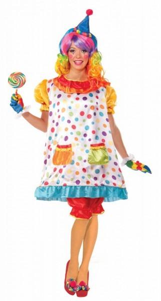 Wiggles The Clown Womens Costume