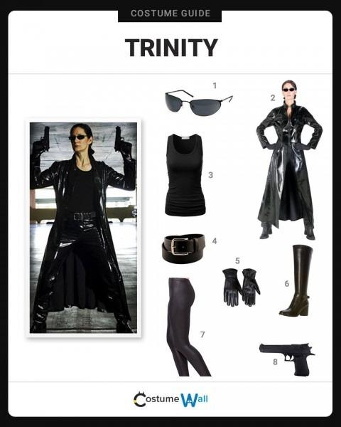 Dress Like Trinity