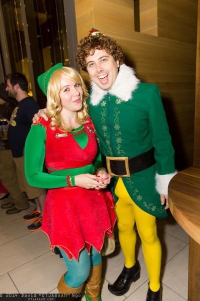 Buddy The Elf Costume Uk & Girls Holiday Elf Costume Sc 1 St