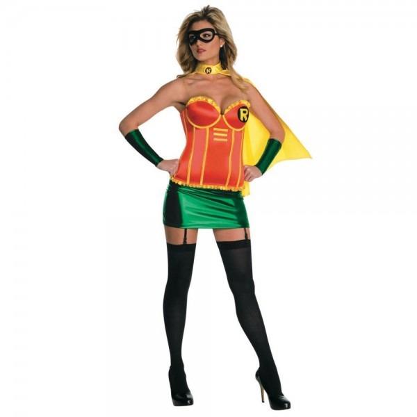 Deluxe Female Robin Halloween Costume For Women