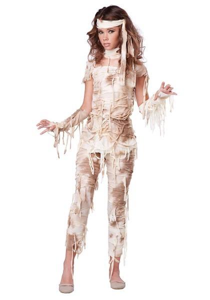 Amazon Com  California Costumes Mysterious Mummy Tween Costume