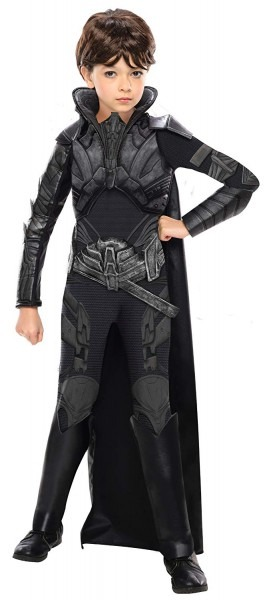 Amazon Com  Man Of Steel Deluxe Child's Faora Costume, Small  Toys