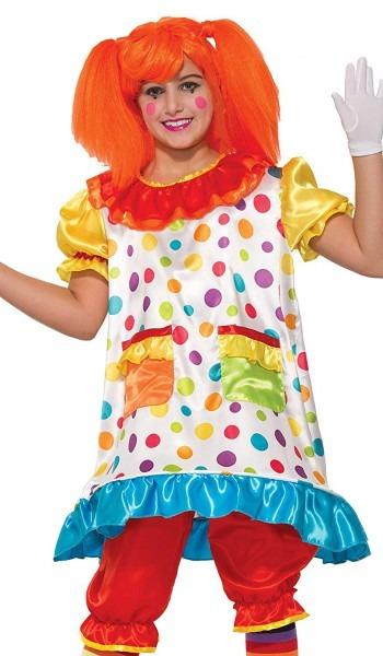Amazon Com  Forum Novelties Kids Wiggles The Clown Costume