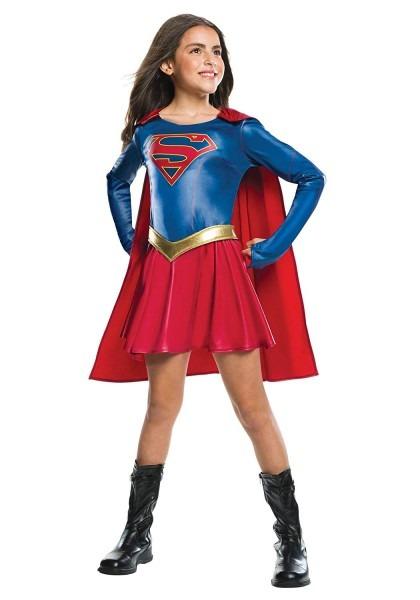Rubie's Costume Kids Supergirl Tv Show Costume, Medium