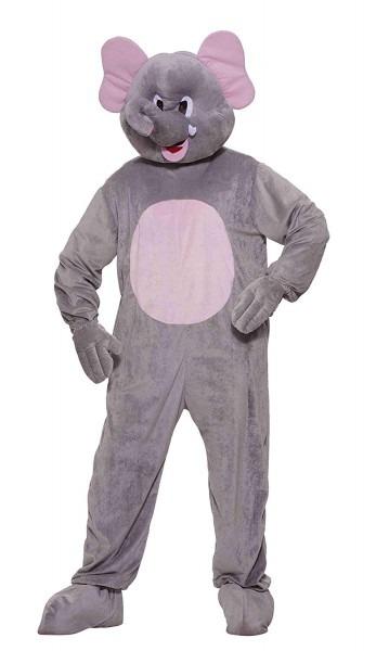 Amazon Com  Forum Novelties Men's Ernie The Elephant Plush Mascot