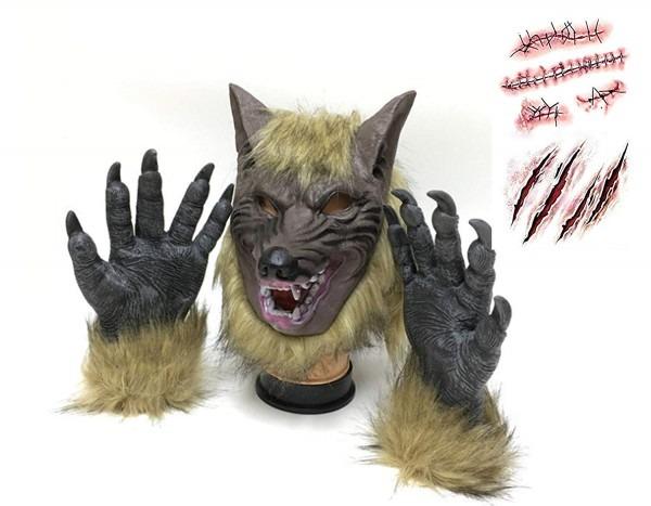 Amazon Com  Halloween Christmas Party Neta Animal Masks Turban