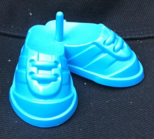 Amazon Com   Playskool Mr  Potato Head Blue Shoes Slippers