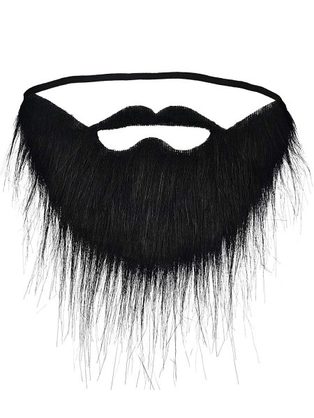Amazon Com  Hestya 6 Pieces Funny Fake Moustache Beard Black Fake