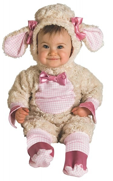 Amazon Com  Rubie's Costume Co Baby Lucky Lil' Lamb Costume  Clothing