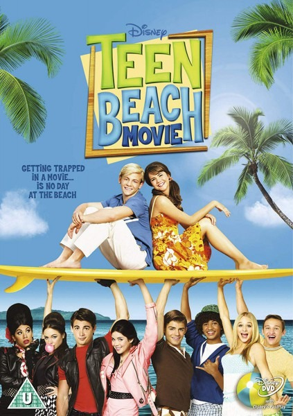 Teen Beach Movie [dvd]  Amazon Co Uk  Ross Lynch, Maia Mitchell