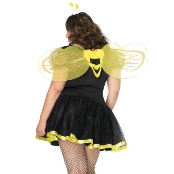 Bee Costume Accessories Adults & 2016 Latest Sexy Bee Dress