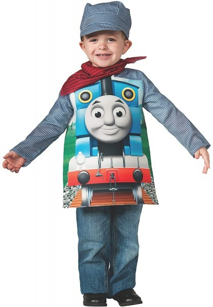 Amazon Com  Rubies Thomas And Friends, Deluxe Thomas The Tank