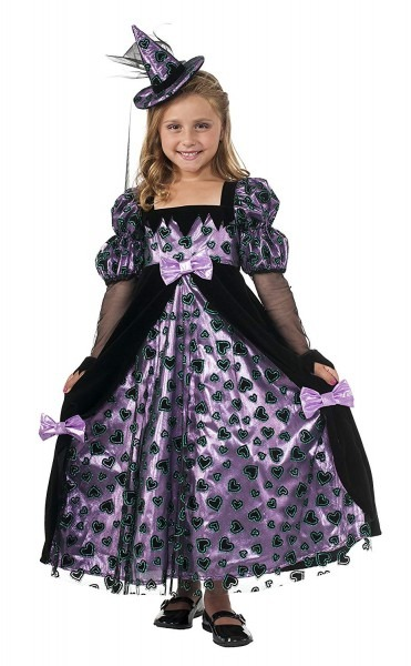 Amazon Com  Rubie's Glitter Witch Girls Costume, Toddler  Toys & Games