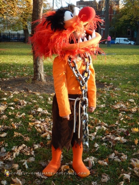 Best Animal From The Muppets Diy Toddler Costume Coolest