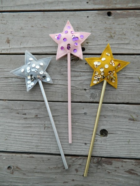 Princess Wand, Star Wand, Fairy Wand, Party Favor, First Birthday