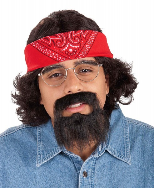 Amazon Com  Forum Novelties Men's Cheech Kit With Cap Wig And