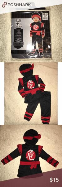 Baby Ninja Costume In 2018
