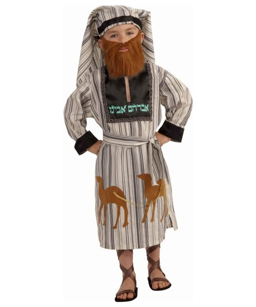 Abraham Purim Kids Costume