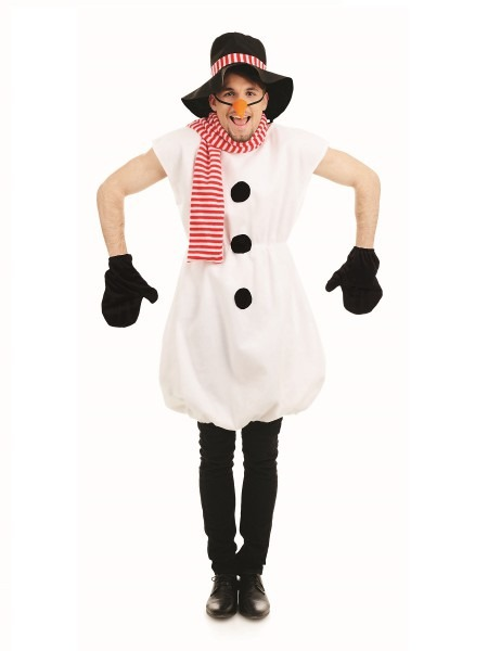 58 Snowmen Costumes, Snowman Costumes (for Men, Women, Kids