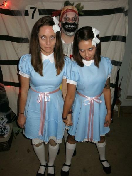 Grady Twins Costume  Gradytw…