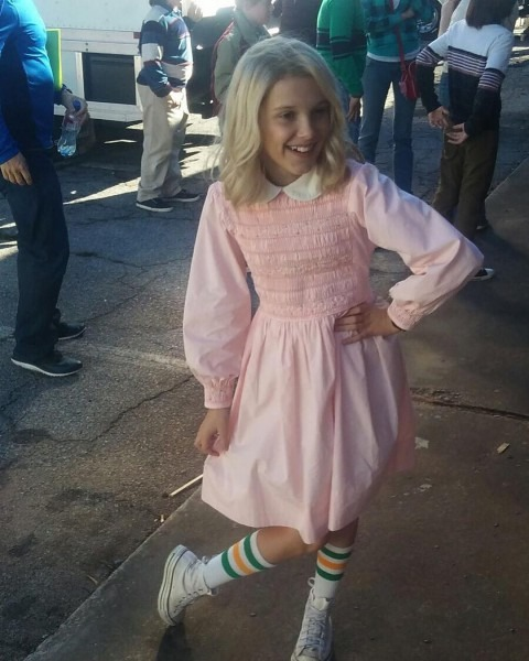 80's Outfit!  Eleven  Setlife  Strangerthings