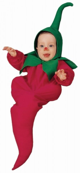 Chili Pepper Bunting Infant Costume From Buycostumes Com