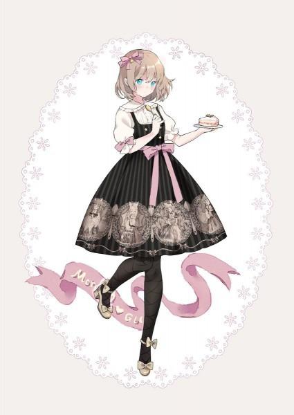 Anime,,,anime Girl,,,kawaii,,,lolita,,,